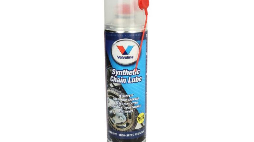 Valvoline synthetic chain lube spray lubrifiant lant 500ml