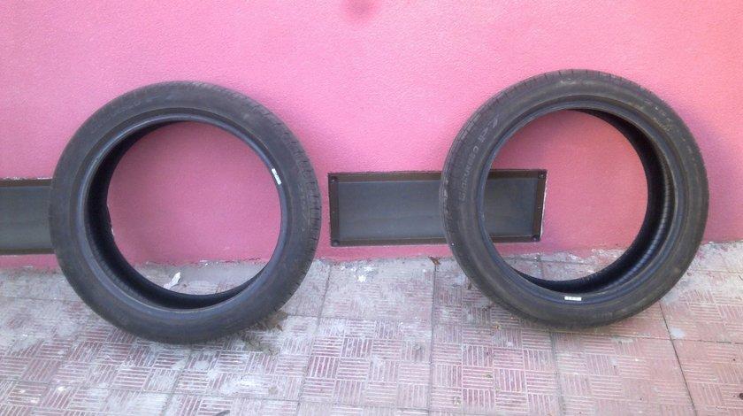 Vand 2 anvelope Pirelli P7 215 45 18