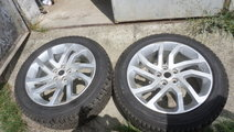 Vand 2 jante Land Rover DISCOVERY 3  pe 20 zoll cu...