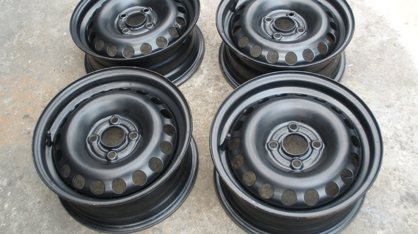 "vand 4 jante de tabla pe 14"" pt ford,fiesta,focus,KA,etc pret 400 ron"