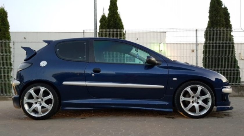 Vand accesorii si piese interior/exterior  PEUGEOT 206 HATCHBACK  2 USI, AUTO PERSONAL,2.0HDI,RHY90