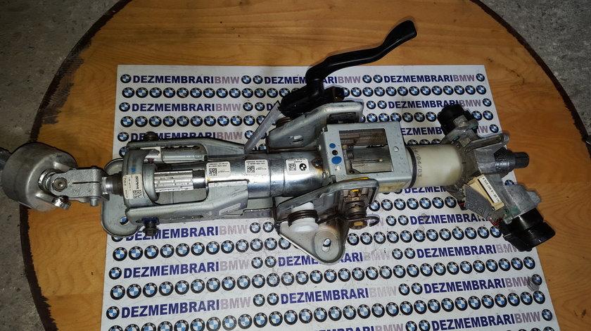 Vand ax volan BMW E60