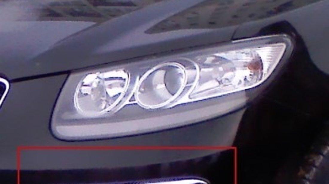 Vand bandouri crom bara fata Hyundai Santa Fe 2007