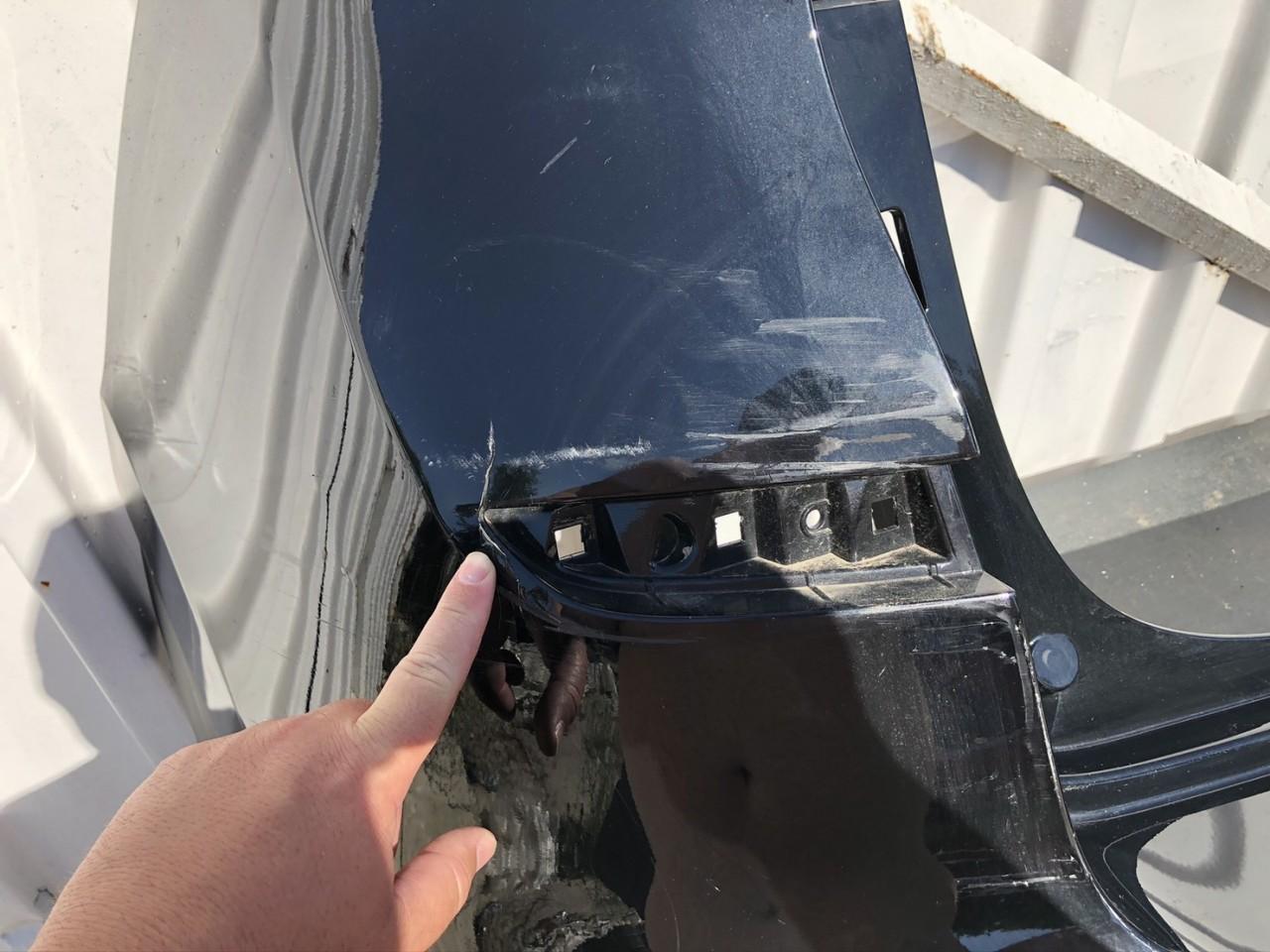 Vand bara spate Hyundai Tucson facelift 2018 2020