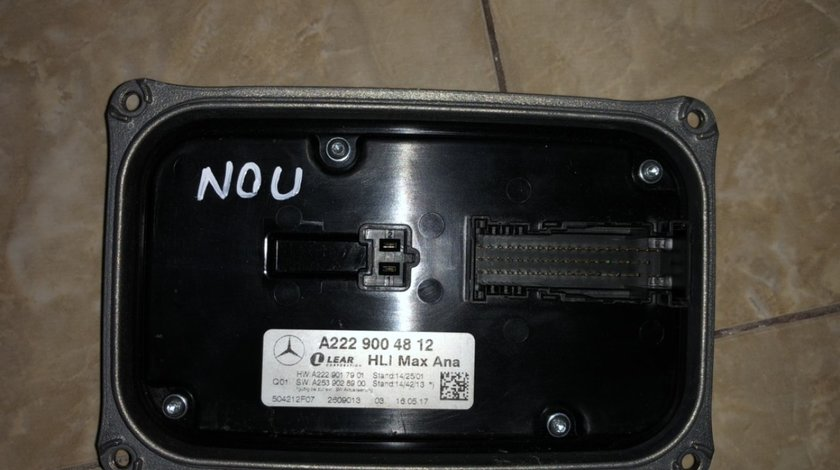 Vand calculator/modul led Mercedes GLE W253 A2229004812