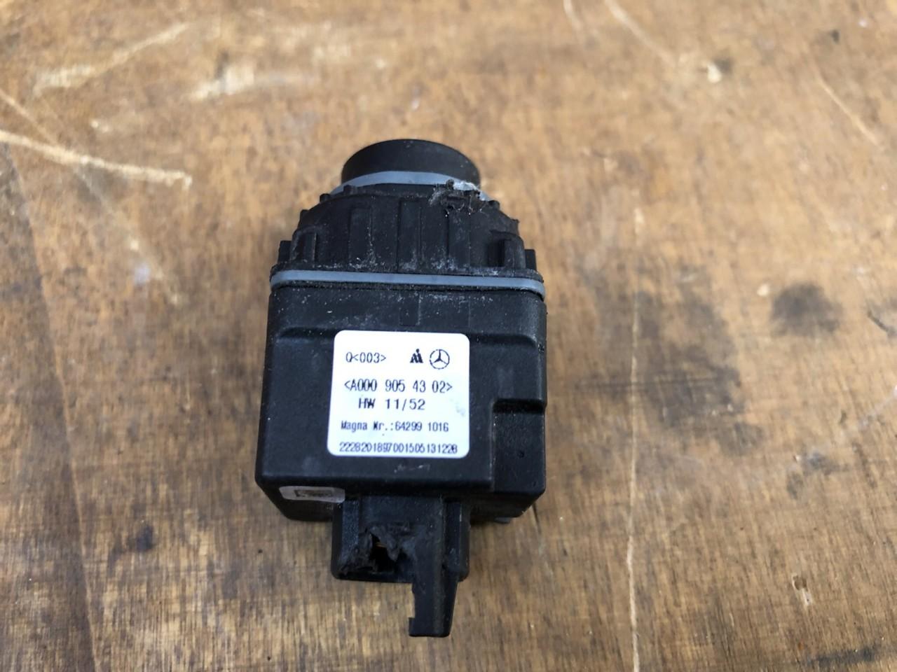 Vand camera video 360 Mercedes S W222 W217 A0009054302