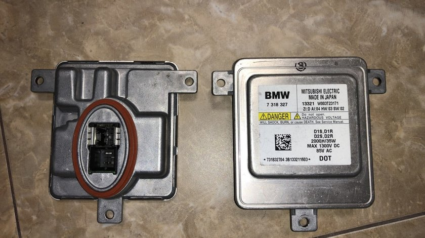 Vand droser balast xenon nou original BMW 7318329 E90 F10 F01 F07 F11