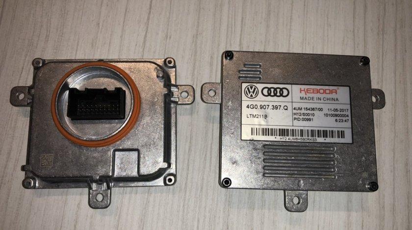 Vand droser/calculator/modul xenon Audi VW 4G0907397Q