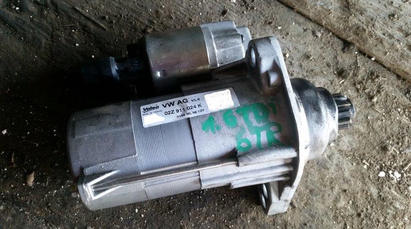 Vand electromotor Vw Touran 1.6 TDI 2011 2012 2013