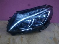 Vand far full LED stanga Mercedes W205