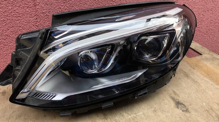 Vand far LED stanga Mercedes GLE W166