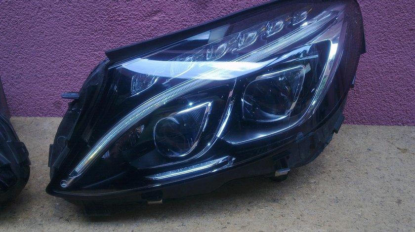 Vand far stânga full LED Mercedes C Class W205