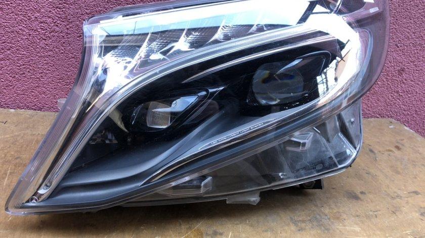 Vand far stanga full led ILS Mercedes V class Vito Viano W447 A4479064600