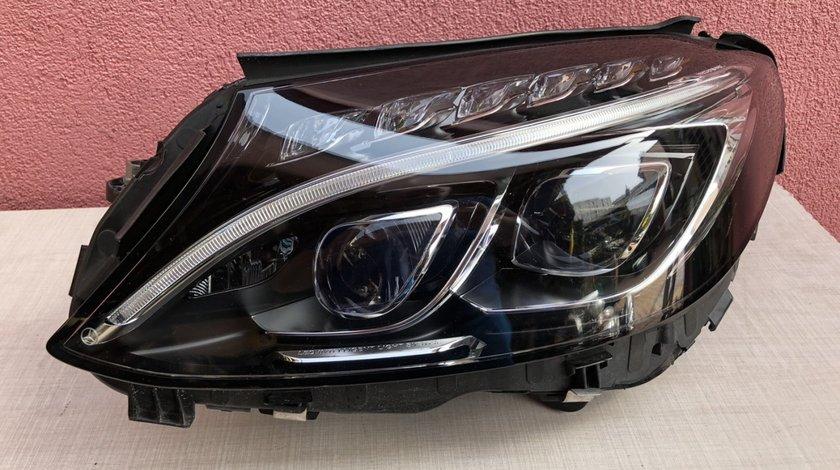 Vand far stanga full led Mercedes C class W205