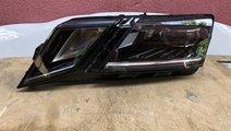 Vand far stanga full led Skoda Octavia 3 facelift ...