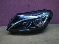 Vand far stanga LED Mercedes C Class W205