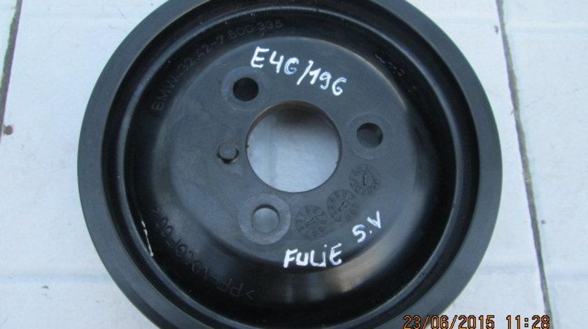 Vand fulie pompa servo-directie BMW E46