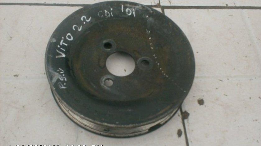 Vand fulie pompa servo-directie Mercedes Vito