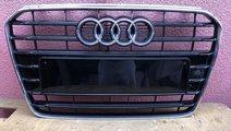 Vand grila bara fata Audi A5 facelift 2013 2015 8T...