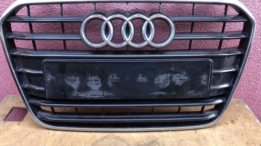 Vand grila bara fata Audi A6 4G 2012