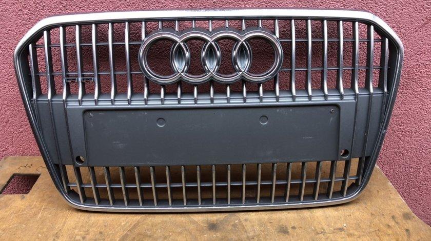 Vand grila bara fata Audi A6 Allroad 2013 4G0853653C