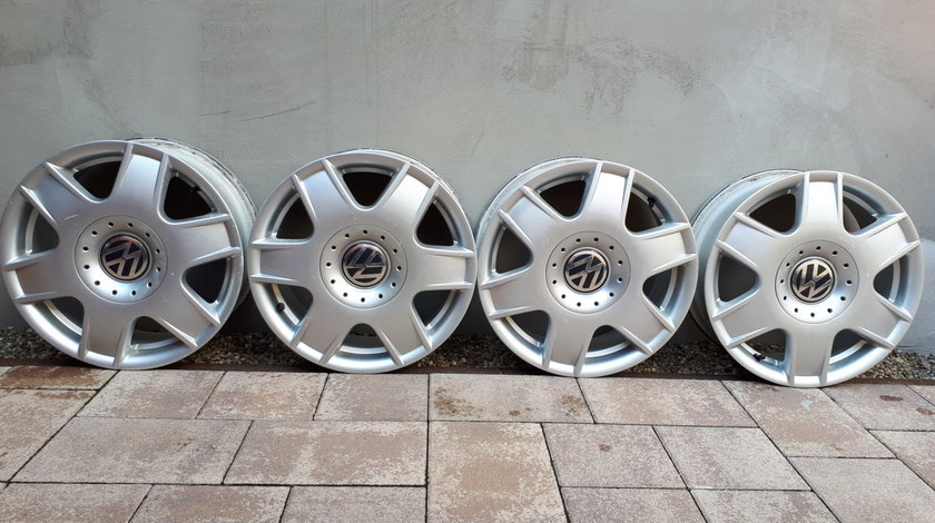 Vand Jante De Aliaj 16''5x100,Ptr.Vw Golf 4,Bora,Polo,Beetle,Fox