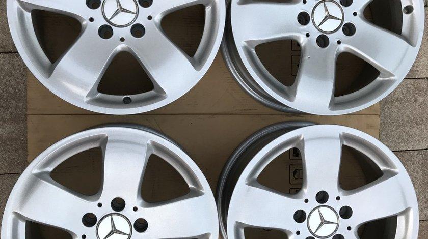 "Vand Jante De  Aliaj Originale Mercedes 16"" 5 x 112"
