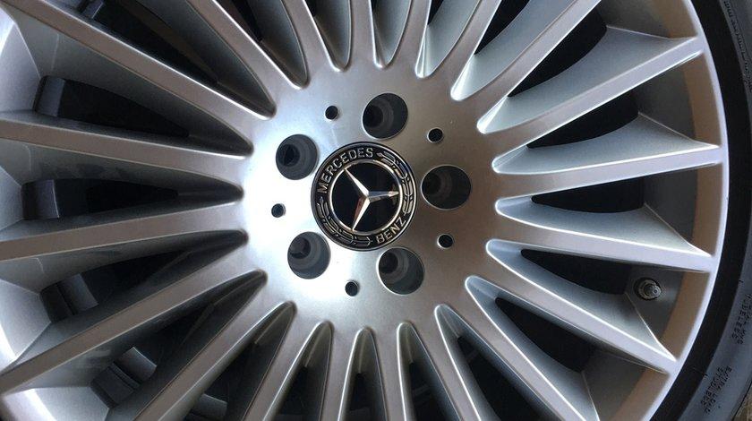 """Vand jante originale Mercedes pe 19"""" cu anvelope de iarna"""