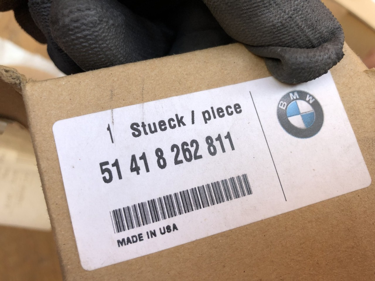 Vand maner usa interior stanga BMW X5 E53 51418262811