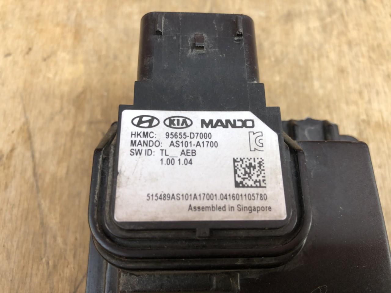 Vand modul distronic/franare Hyundai Tucson 95655-D7000