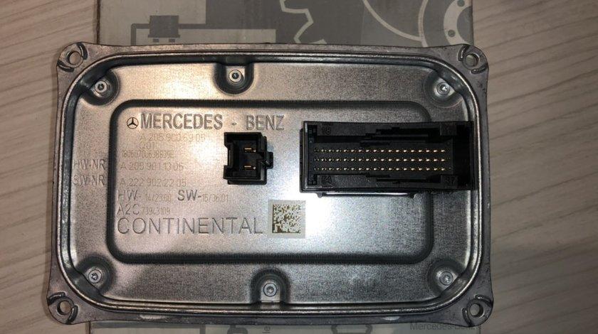Vand modul led far Mercedes C W205 A2059006905