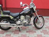 Vand motocicleta Daystar