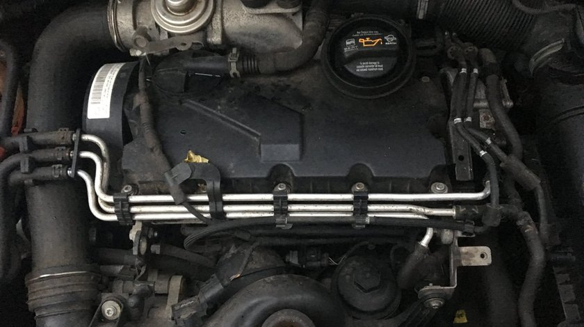 Vand motor BXE 1.9 diesel Golf 5 2006 - dezechipat