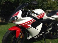 Vand motor Yamaha TZR - 2008 - 49cc