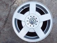 """vand o singura janta de aliaj 16"""" originala VW  prindere  5x112 pret 200ron"""