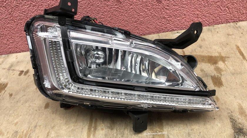 Vand proiector cu lumina de zi led dreapta pt Hyundai Tucson facelift 2019