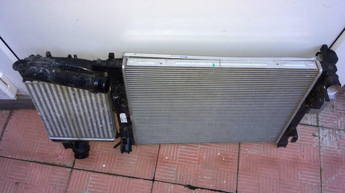 Vand radiator apa AC intercooler Renault Dacia