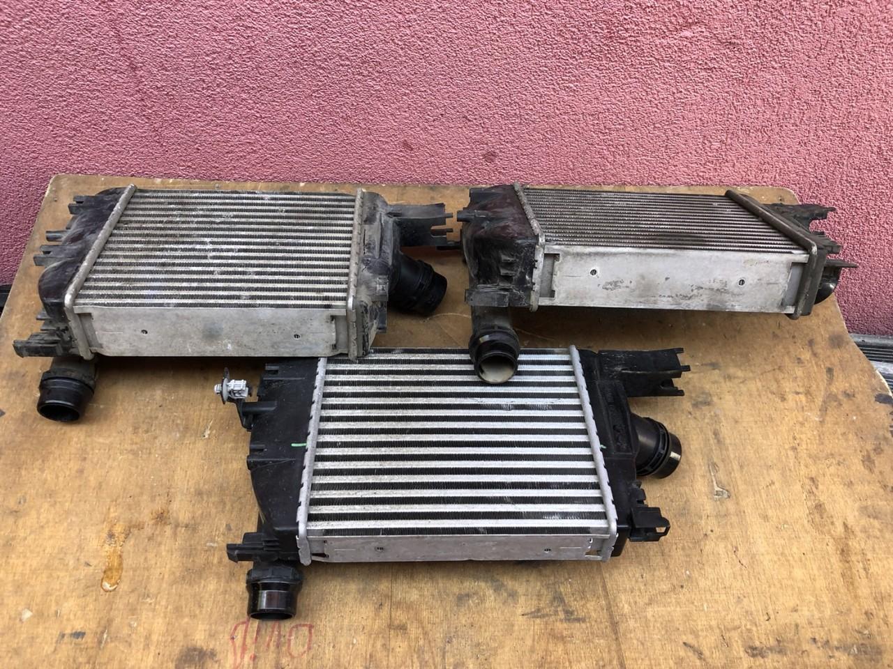 Vand radiator intercooler Dacia Logan 2 Sandero 2 144963014R