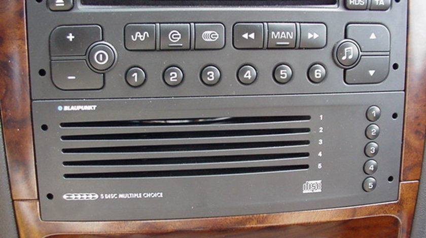 Vand Radio Cd Player Original Peugeot RD3-01