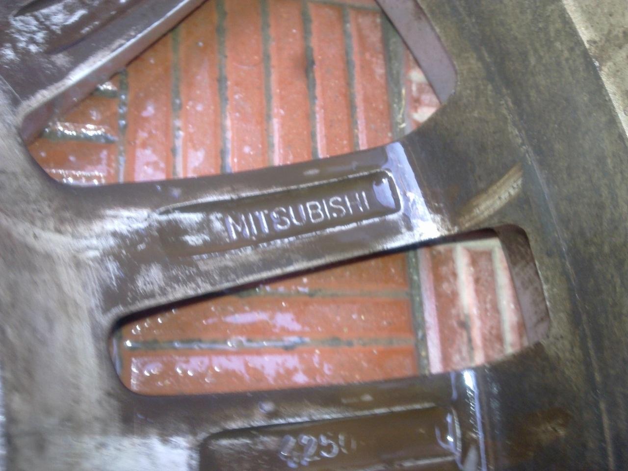Vand roata pe 16 Mitsubishi Colt