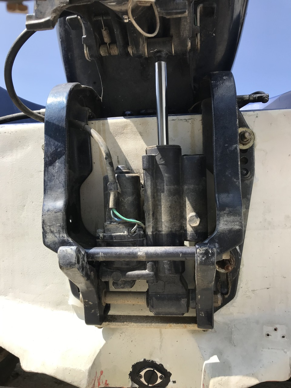 Vand Salupa de viteza 4.5m cu motor 50hp si peridoc