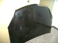 Vand / schimb capota neagra Opel Astra H
