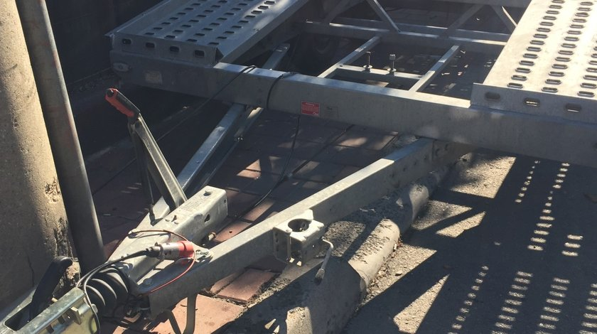 Vand / Schimb Platforma Auto BLYSS 2 Tone , fab. 2017 , inmatriculata Ro 2018