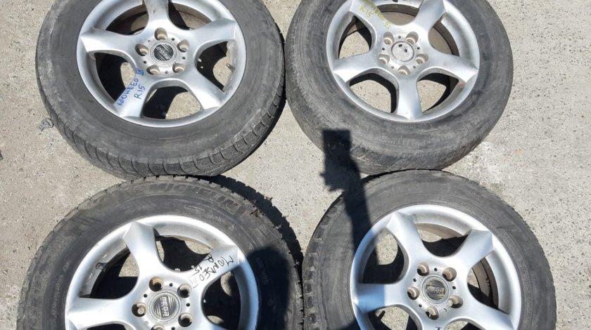 Vand Set 8074 - Jante aliaj Ford Focus 2   , 6.5Jx16 ET52.5 , R15 195/65 , 5x108 Pret : 900 ron / se