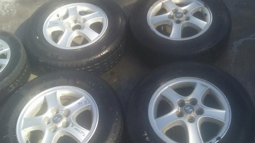 Vand Set 8144 -  Jante aliaj Hyundai Tucson, 225/70 R16, 6.5jx16-46, 5x114.3, Pret : 1100 Ron/set 4