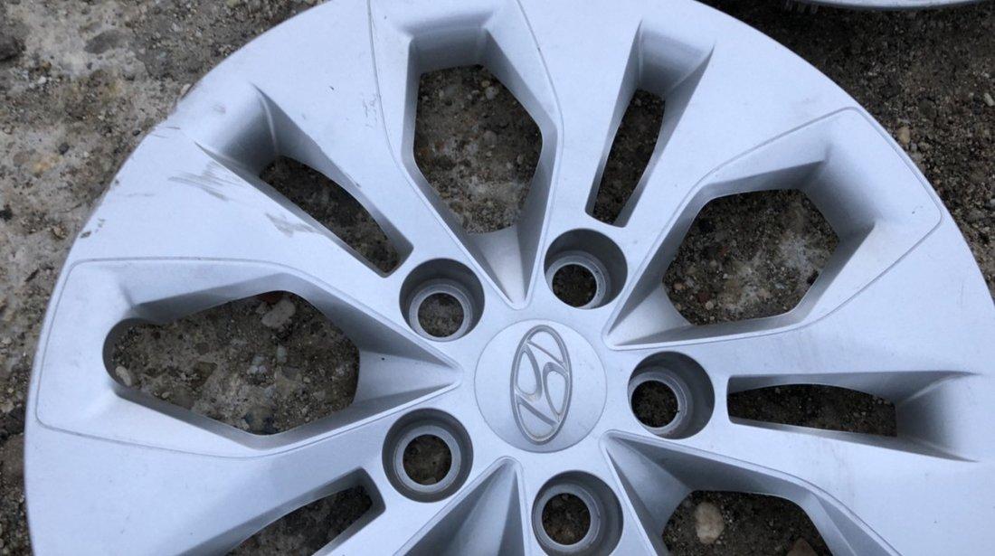 Vand set capace roti originale R15 Hyundai i30 2017 2019 52960-G4000