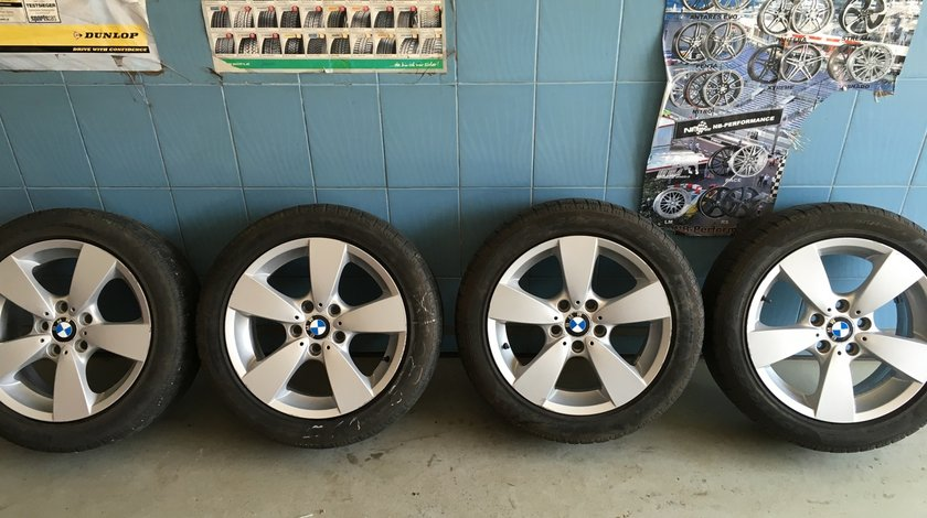"""Vand set jante BMW originale pe 17"""" ptr BMW seria 5"""