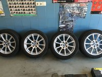"Vand set jante BMW originale pe 18"" ptr BMW seria 5"