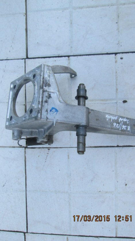 Vand suport pedale BMW E36