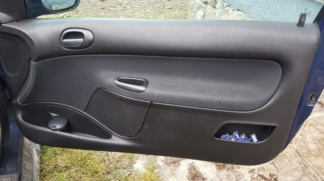 VAND UNICAT ! TUNING RIEGER PEUGEOT 206 XS 2000HDi 145CP